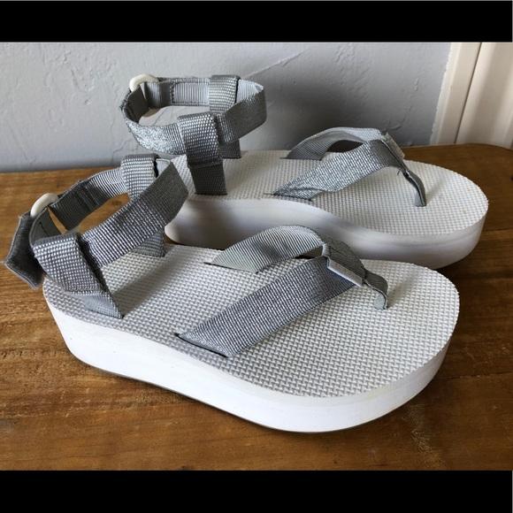 Teva Shoes   Teva Flatform Sandals
